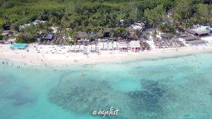 Sargazo en la Riviera Maya