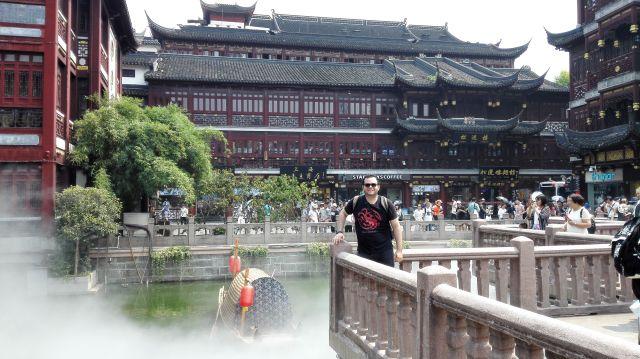 Templo ciudad de dios, Shangha