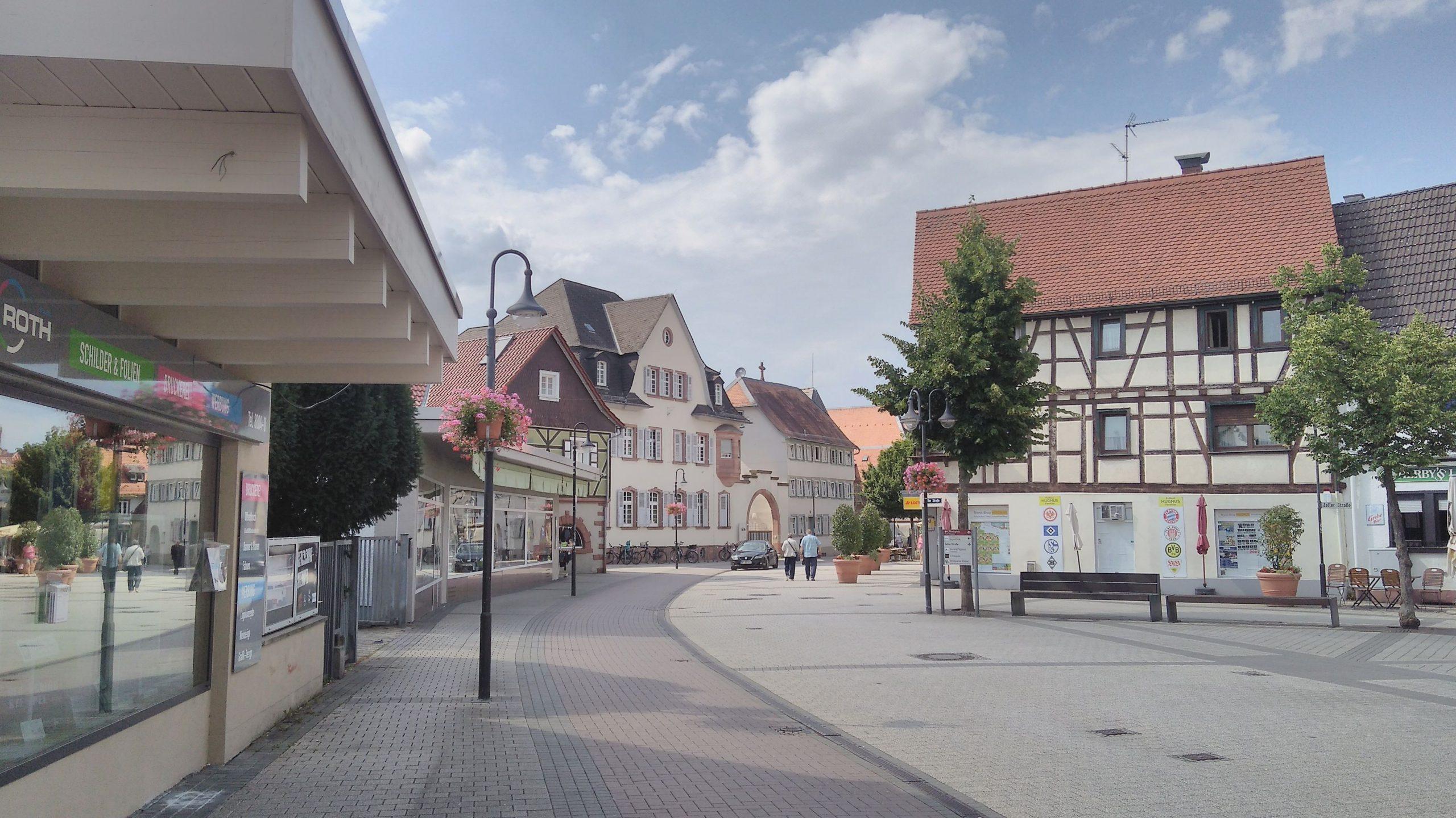 ¿Cómo son y cómo es la vida en los pequeños pueblos de Alemania?