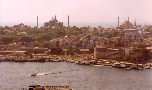 Estambul desde Torre Galata