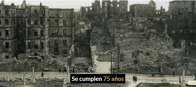 Viaje en el tiempo al incendio de Santander