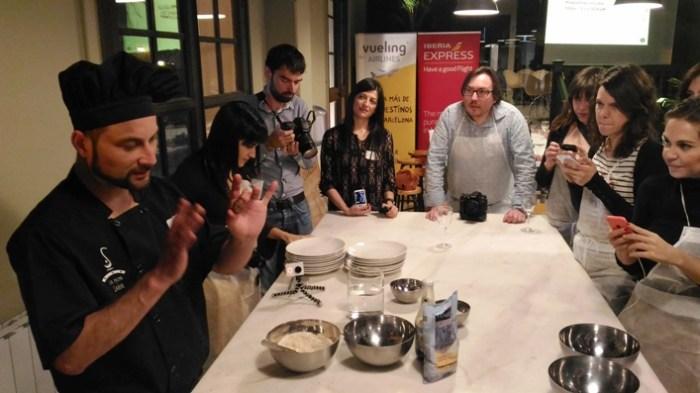 El chef Juan Carlos Rodríguez explica sus recetas en #LaPalmaConSabor