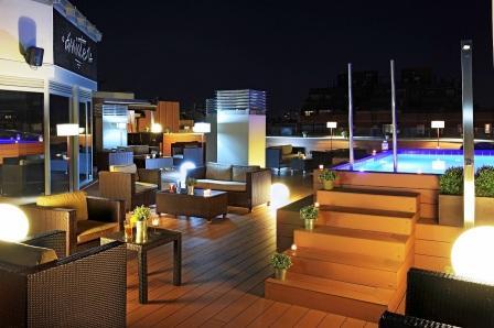 Inauguramos la temporada de terrazas con SERCOTEL HOTELS #EstoyDeTerrazas