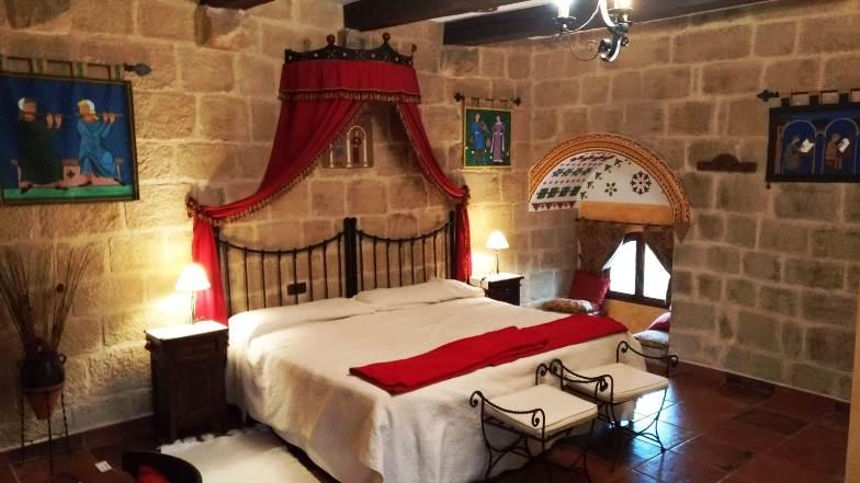 Torrefuerte Rural - dormitorio principal