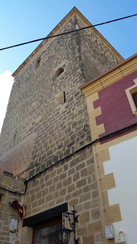 Torrefuerte Rural - Fachada exterior