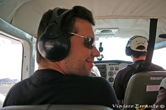 Avioneta Lineas de Nazca
