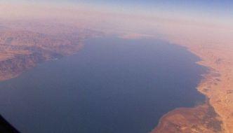 El Mar Muerto. Una visita imprescindible.