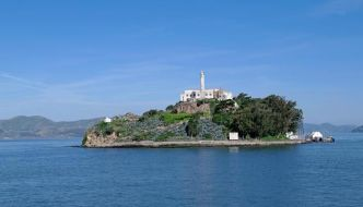 """Historia de Alcatraz. Una mañana en """"La Roca""""."""