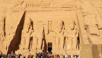 Templos de Abu Simbel – Ramsés II y Nefertari – Egipto