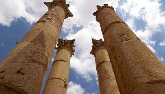 Jerash, guía visual de la ciudad romana.