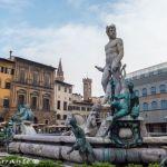 Piazza della signoria, Florencia.