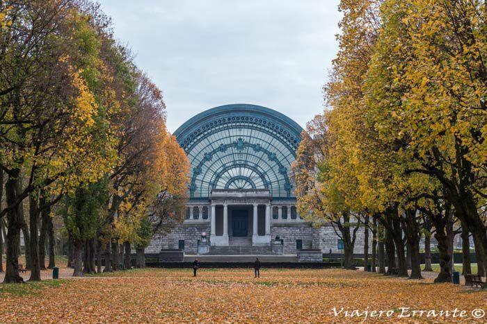 Qu ver en bruselas un paseo por la capital belga for Donde se encuentra el marmol