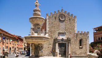 Ruta por Sicilia en coche.