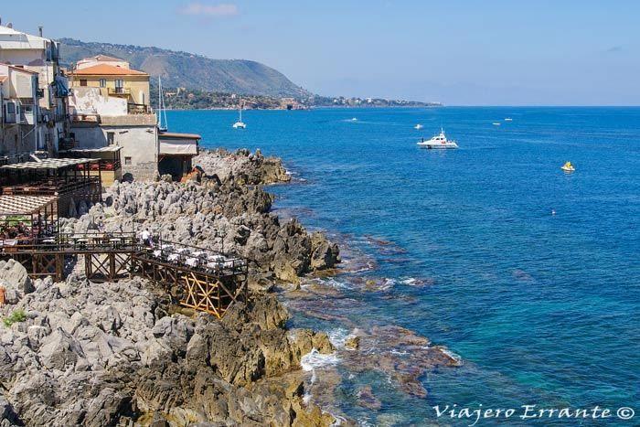 rutas por sicilia