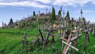 Colina de las Cruces, un lugar enigmático.