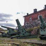 Suomenlinna, la fortaleza de Helsinki.