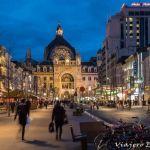 Ciudad de Amberes, la Estación Central.