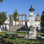 Ciudades de Portugal, Évora la «Ciudad-Museo».