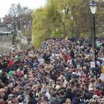Regata Oxford – Cambridge. Duelo en el Támesis.