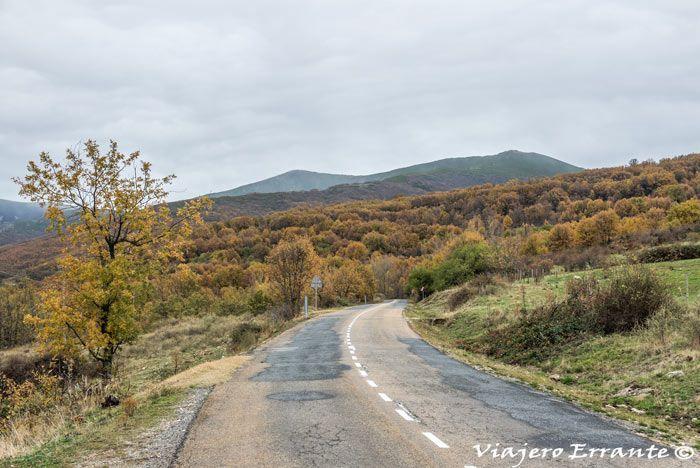 Camino de Riofrío de Riaza