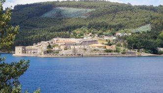 Castillo de San Felipe en Ferrol. Un lugar mágico.