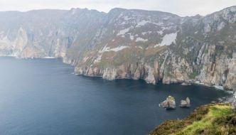 Qué visitar en Irlanda, Slieve League por Glengesh Pass.