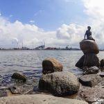 Sirenita de Copenhague, símbolo de todo un país