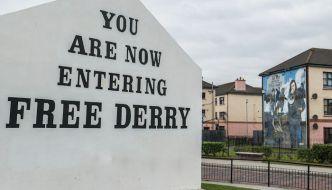 Murales de Derry: La historia del conflicto de Irlanda del Norte