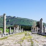 Asclepion de Pérgamo. El templo de la medicina.