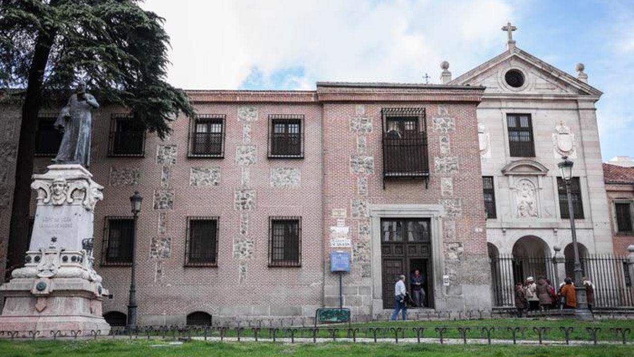 Resultado de imagen de MONASTERIO ENCARNACION MADRID