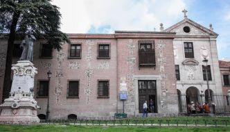 monasterio de la encarnacion
