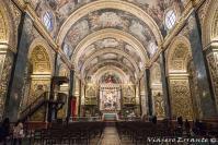 la valletta co-catedral de san juan