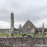 Monasterios celtas. El cristianismo en Irlanda.