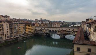 Historia y curiosidades del Ponte Vecchio de Florencia.