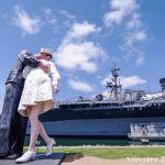 USS Midway. El Museo Marítimo de San Diego.