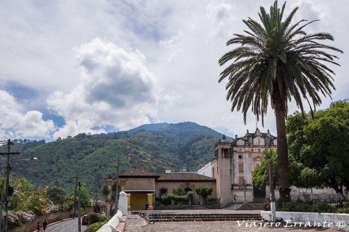 Plazuela San Juan Juan del Obispo