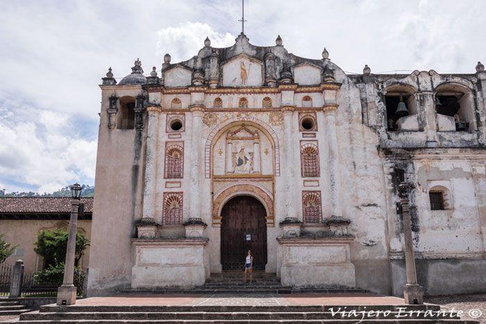 Convento de San Juan del Obispo, Guatemala.