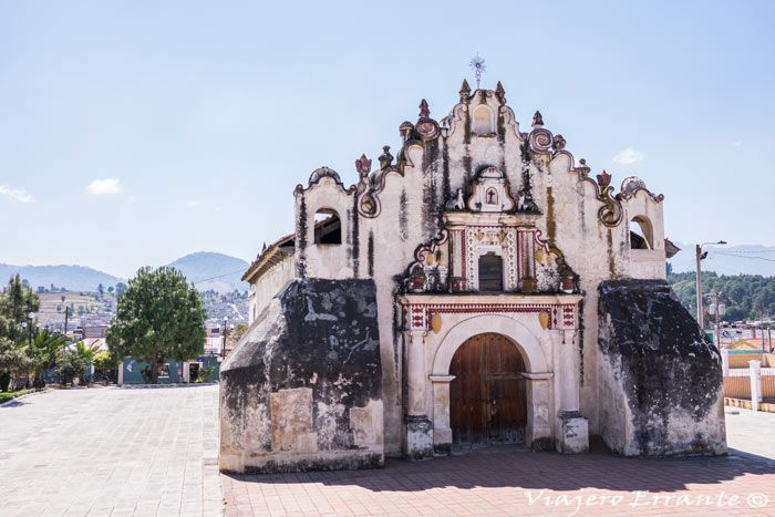 iglesia de salcaja