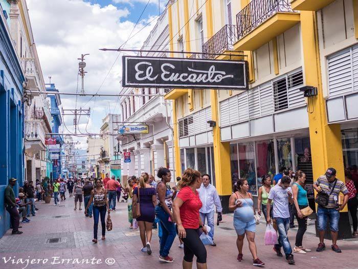 Calle Enrramadas