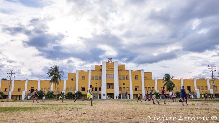 Museo 26 de Julio – Cuartel de Moncada