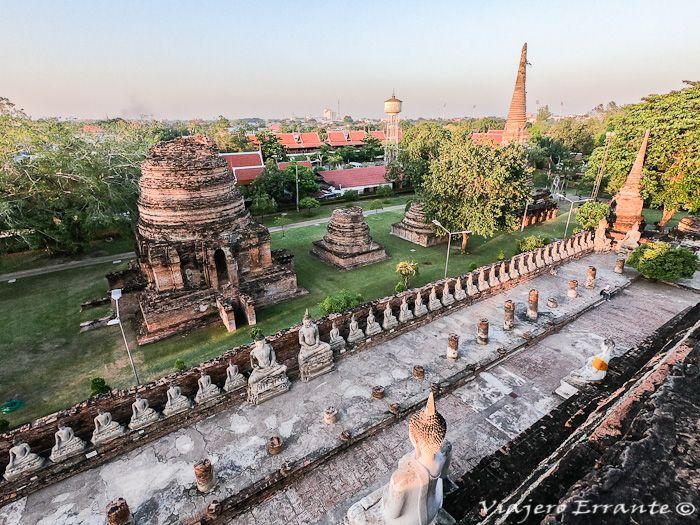 que ver en ayutthaya tailandia viajero errante
