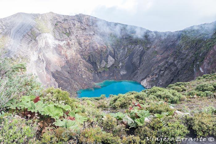 Que ver en Costa Rica, volcán Irazú.