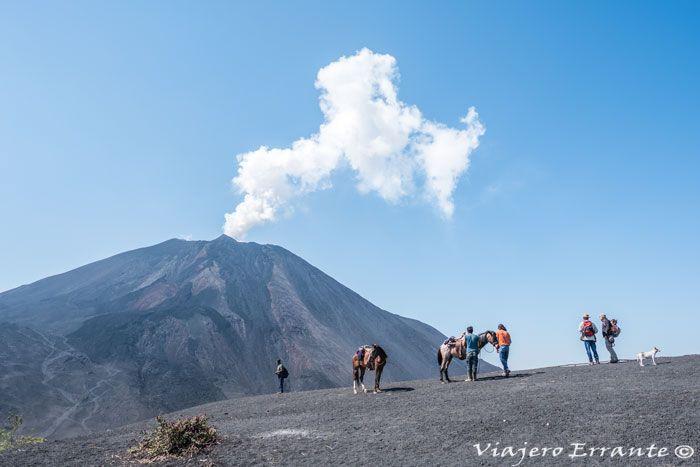 Volcán Pacaya, qué ver en Guatemala