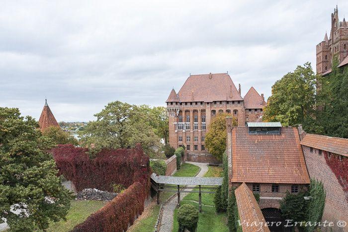 castillo de malbork polonia