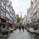 Mariacka, la calle más bonita de la ciudad de Gdansk