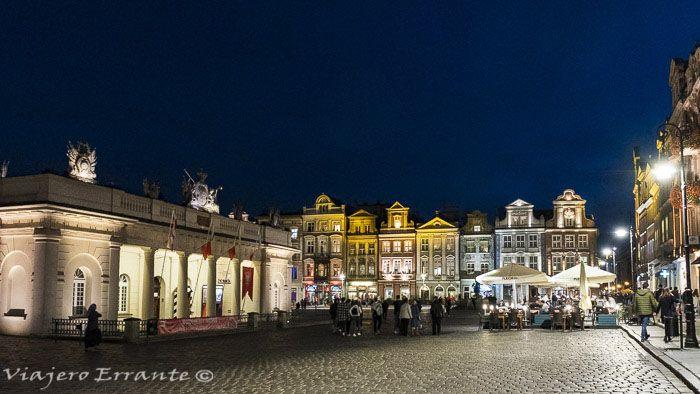 plaza mercado poznan polonia