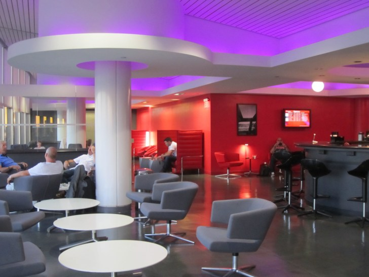 The Loft LAX Virgin America
