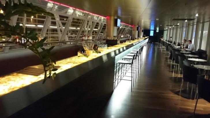 Swiss Air Business Lounge - Zurich ZRH -23