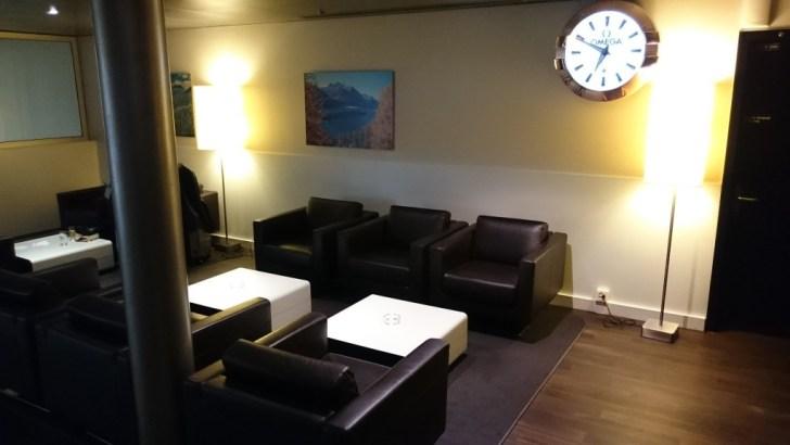 Swiss Air Business Lounge - Zurich ZRH -27