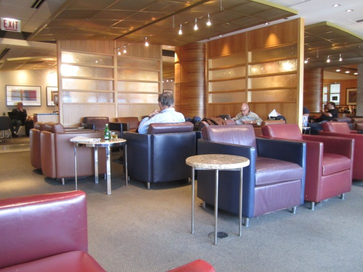 Flagship Lounge ORD - Sala VIP American Airlines-21